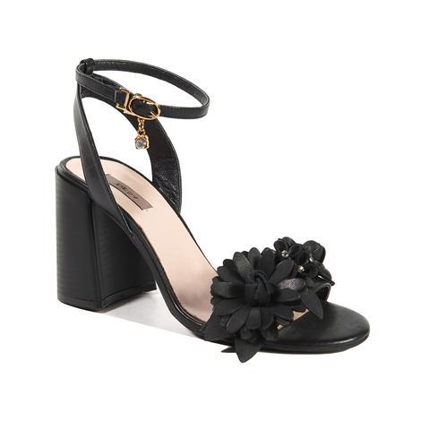 Andalucia Kadın Deri Topuklu Sandalet 2010042554001