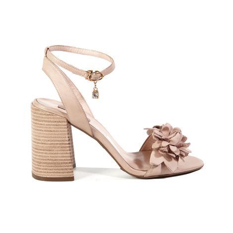 Andalucia Kadın Deri Topuklu Sandalet 2010042554008