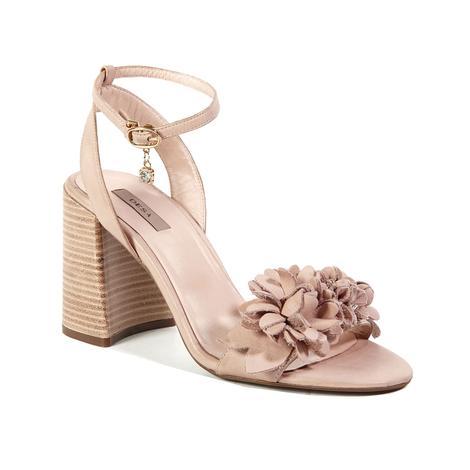 Andalucia Kadın Deri Topuklu Sandalet 2010042554006