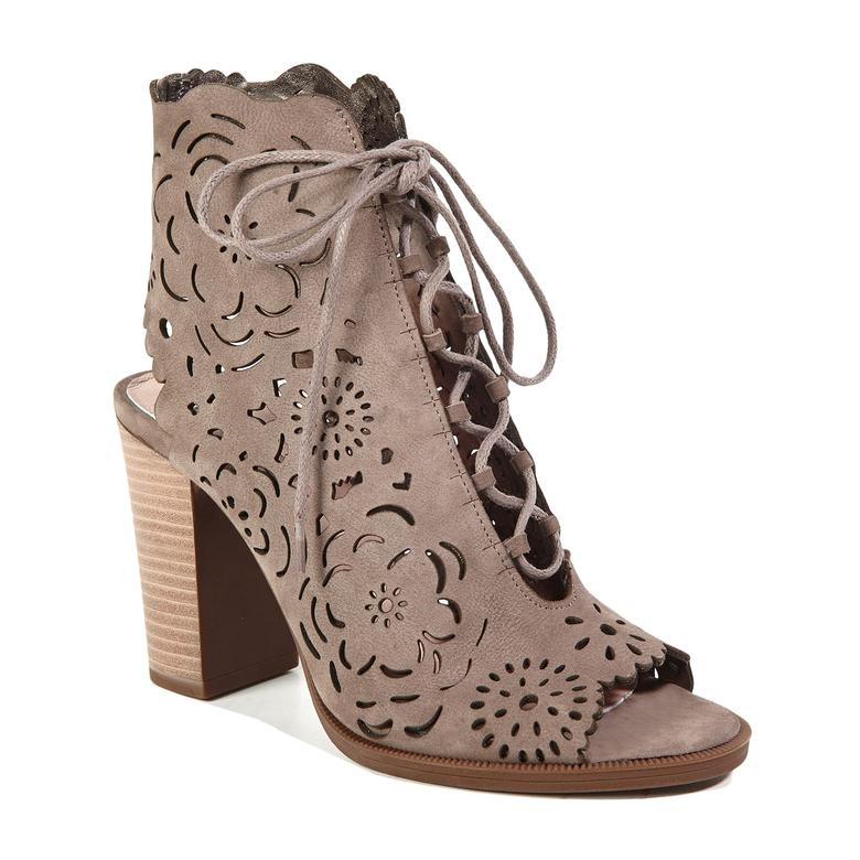 Blossom Kadın Deri Bootie Sandalet 2010042555001