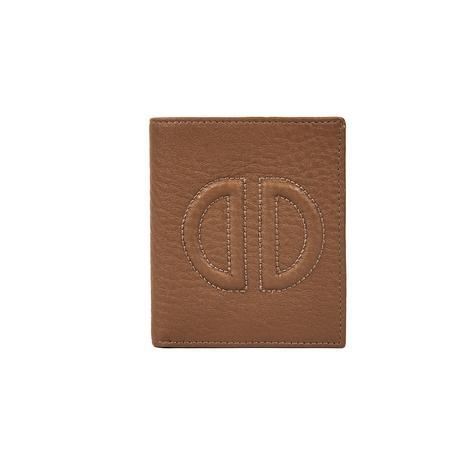 D Logolu Kadın Deri Cüzdan 1010026354003