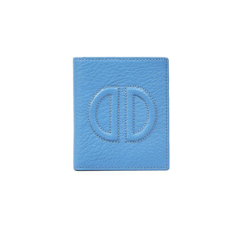 D Logolu Kadın Deri Cüzdan 1010026354004