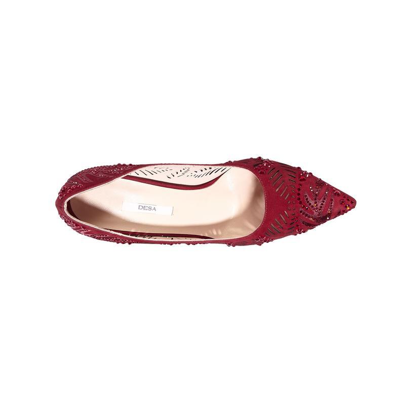 Flora Kadın Topuklu Ayakkabı 2010042643001