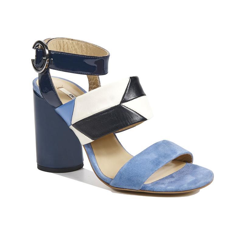 Arianna Kadın Deri Topuklu Sandalet 2010042651003
