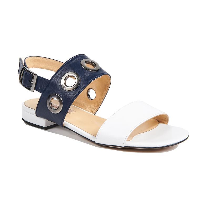 Naida Kadın Deri Sandalet 2010042652001
