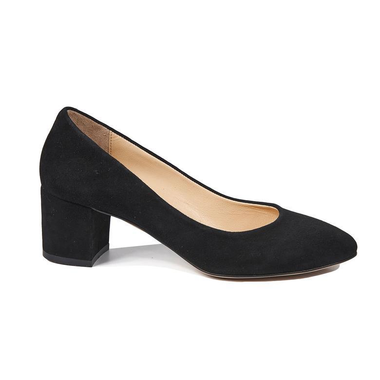 Sirena Kadın Deri Klasik Topuklu Ayakkabı 2010042653004