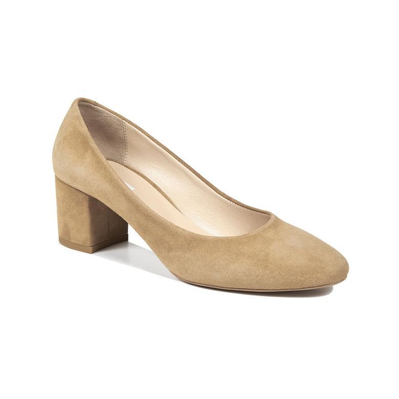 Sirena Kadın Deri Klasik Topuklu Ayakkabı 2010042653006