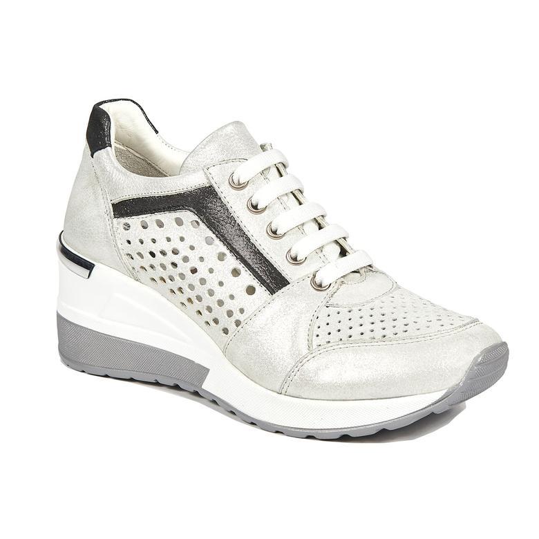 Roland Kadın Deri Spor Ayakkabı 2010042694002
