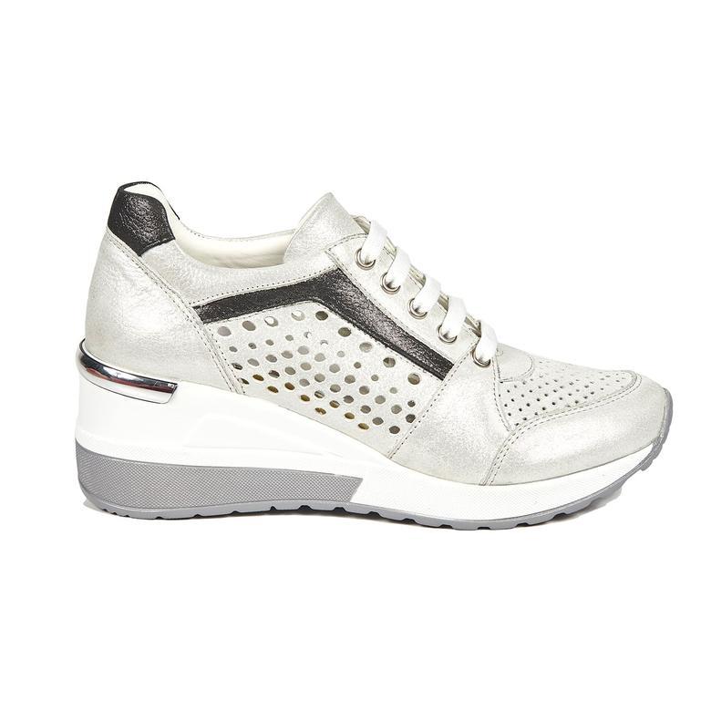 Roland Kadın Deri Spor Ayakkabı 2010042694004