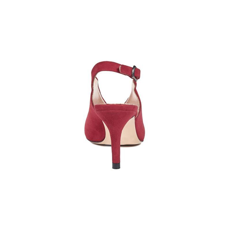 Clarissa Kadın Deri Klasik Topuklu Ayakkabı 2010042698002