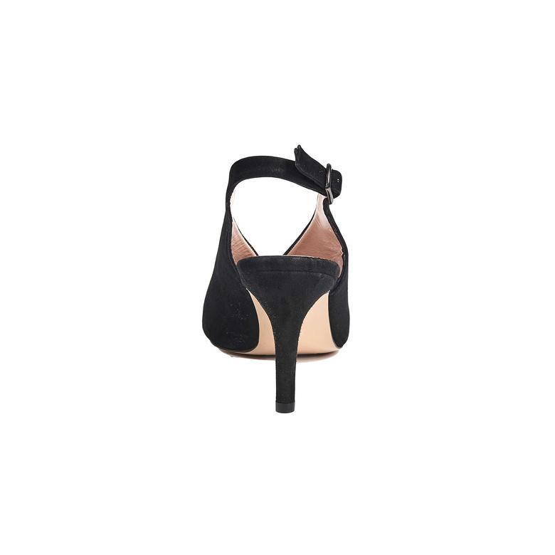 Clarissa Kadın Deri Klasik Topuklu Ayakkabı 2010042698007