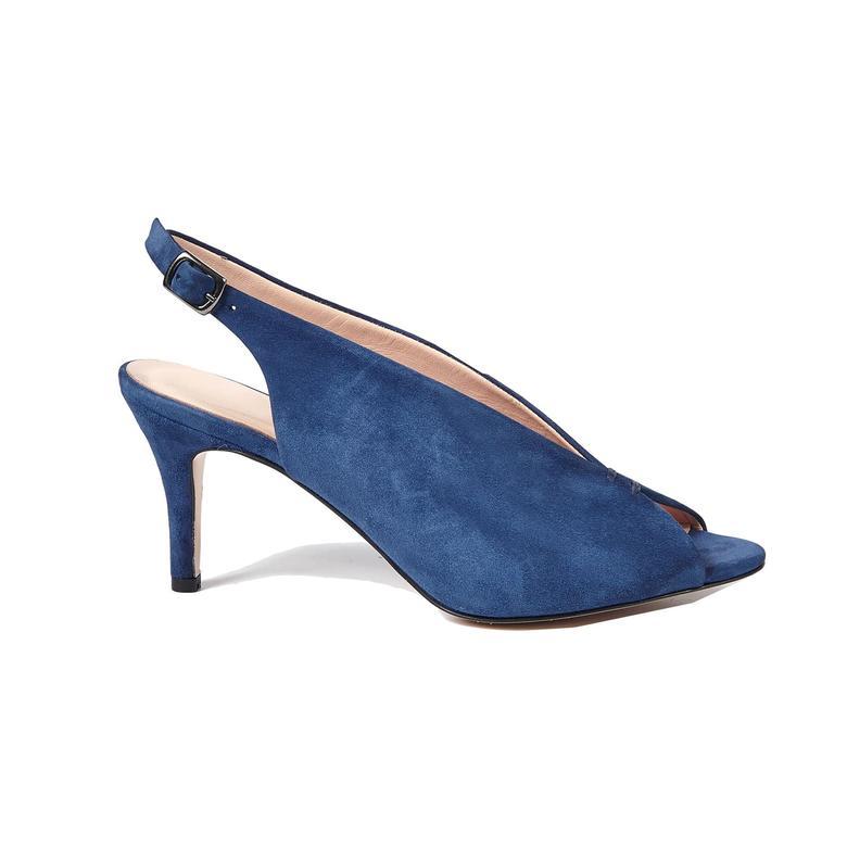 Clarissa Kadın Deri Klasik Topuklu Ayakkabı 2010042698014