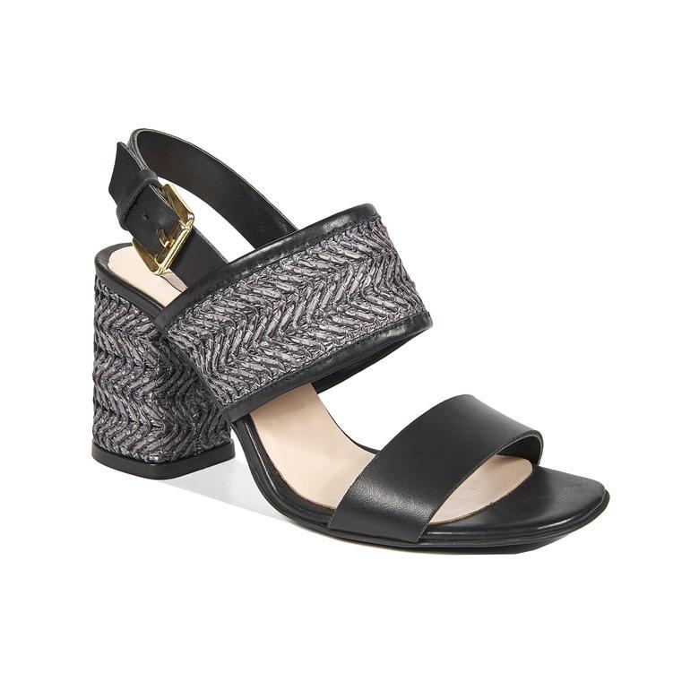 Cassandra Kadın Deri Topuklu Sandalet 2010042714001