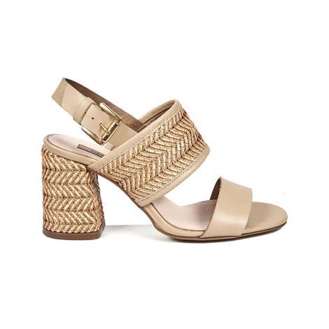 Cassandra Kadın Deri Sandalet 2010042714009