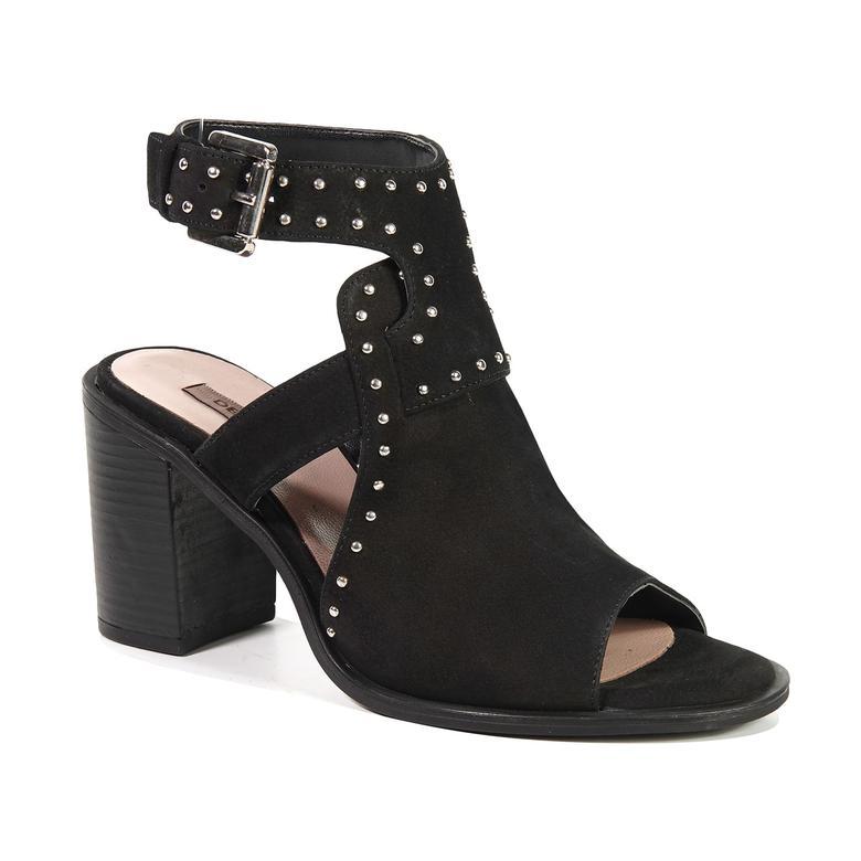 Alix Kadın Deri Bootie Sandalet 2010042724004