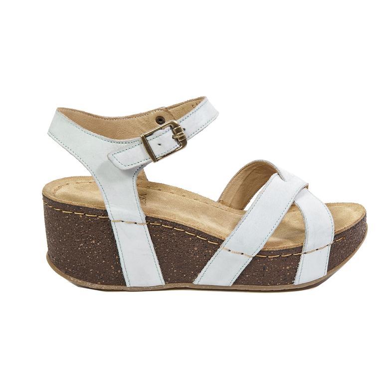 Cali Kadın Deri Sandalet 2010042737005