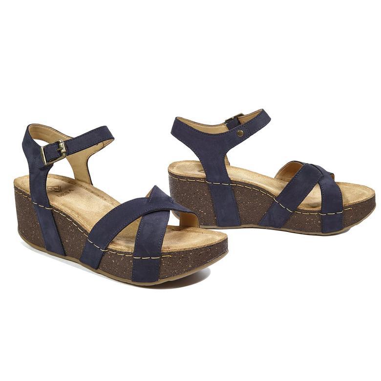 Cali Kadın Deri Sandalet 2010042737008