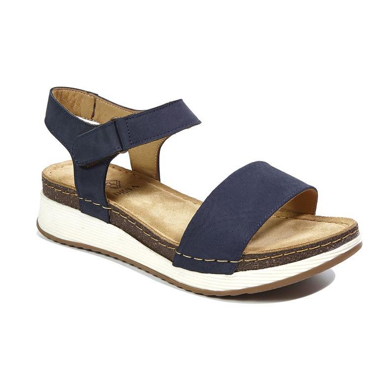 Sheila Kadın Deri Sandalet 2010042739003
