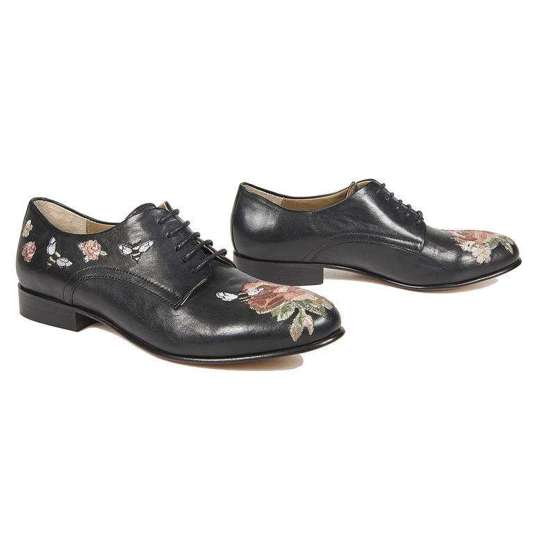 Ashild Kadın Deri Günlük Ayakkabı 2010042745001