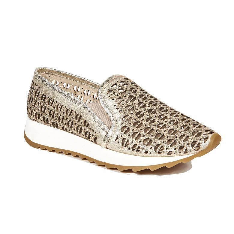 Nareene Kadın Deri Spor Ayakkabı 2010043018001