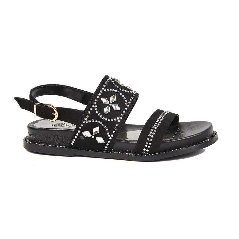 Nara Kadın Deri Sandalet 2010043020002