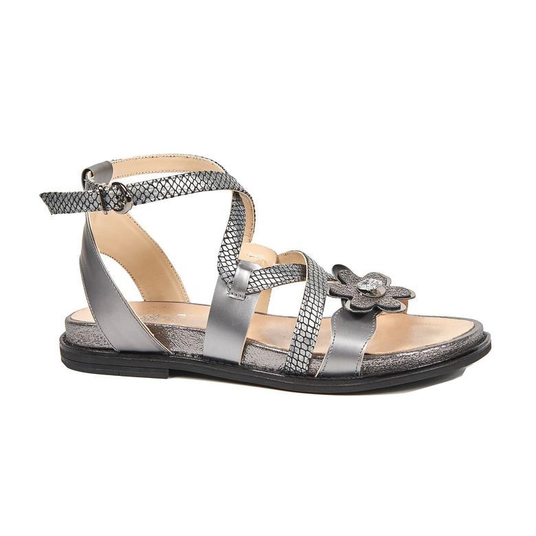Irina Kadın Deri Sandalet 2010043023010