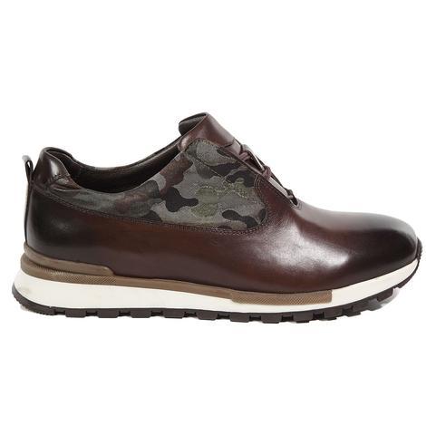 Floyd Erkek Deri Sneaker 2010043056001