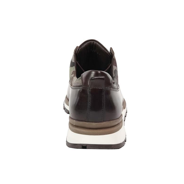 Floyd Erkek Deri Spor Ayakkabı 2010043056001