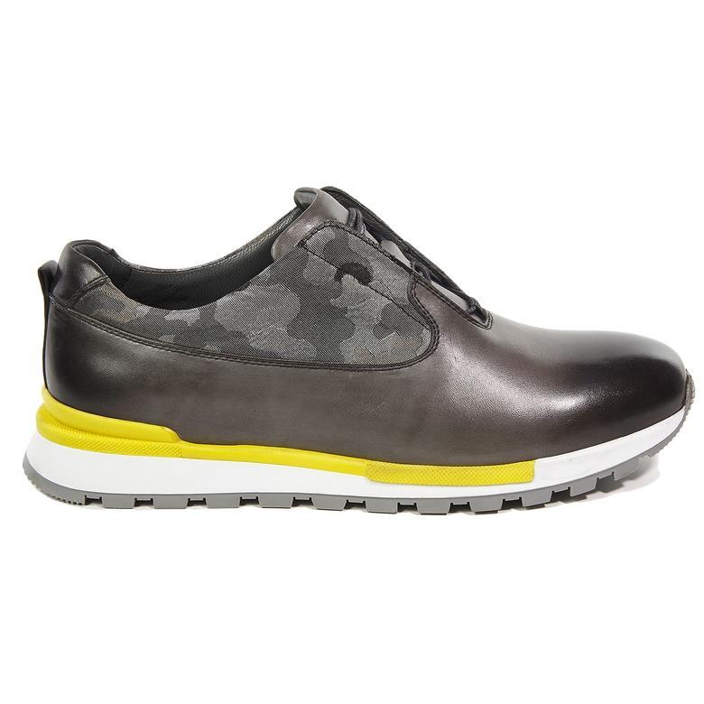 Floyd Erkek Deri Sneaker 2010043056009