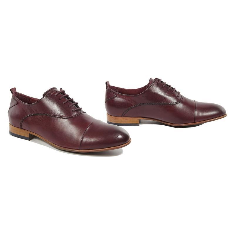 Houston Erkek Deri Günlük Ayakkabı 2010043034007