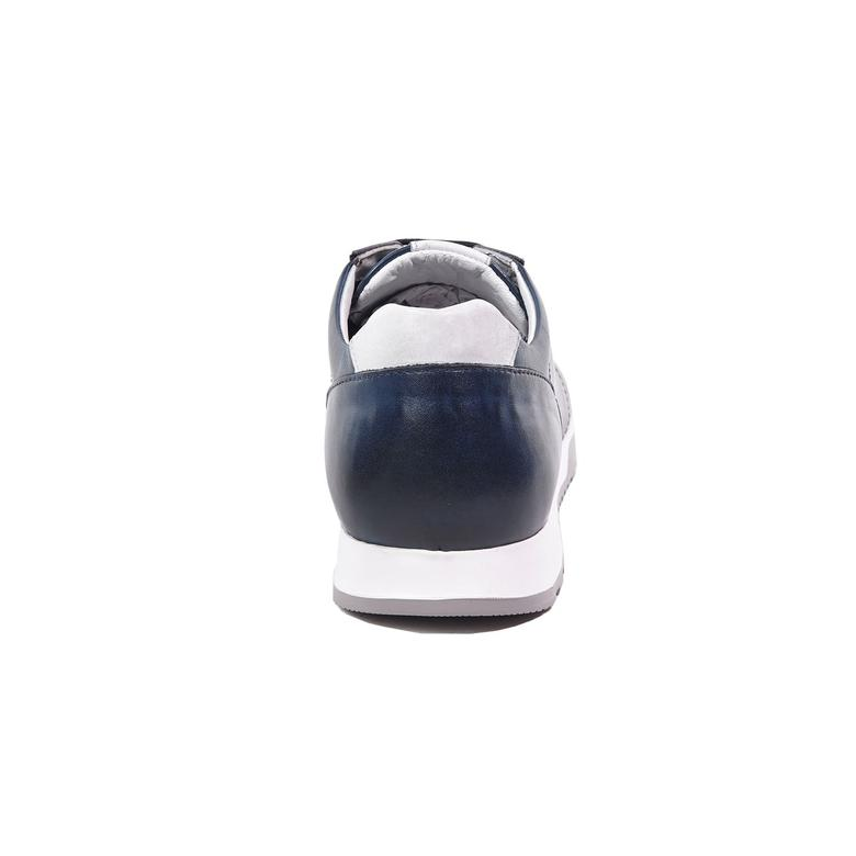Edris Erkek Deri Spor Ayakkabı 2010043035009