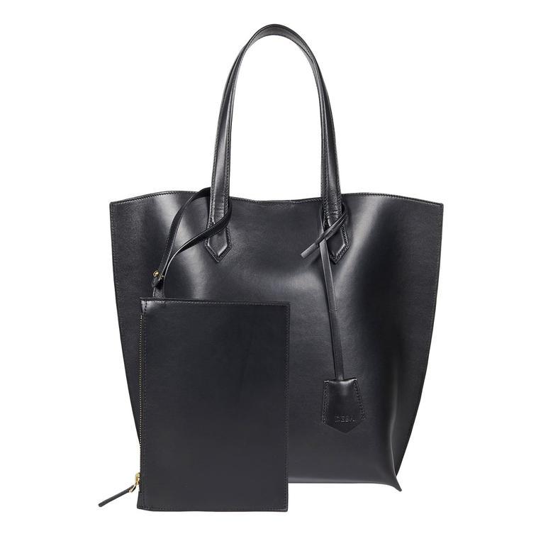 Kadın Deri Alışveriş Çantası