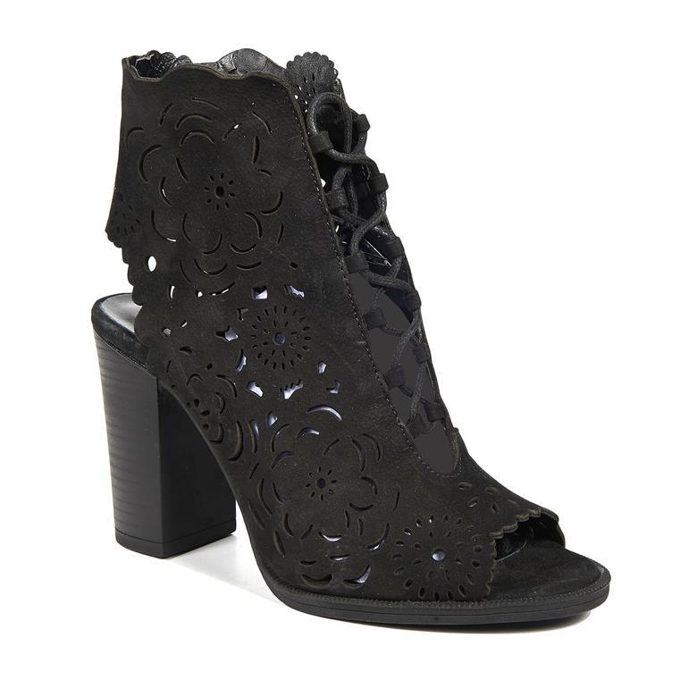 Blossom Kadın Deri Bootie Sandalet 2010042555013