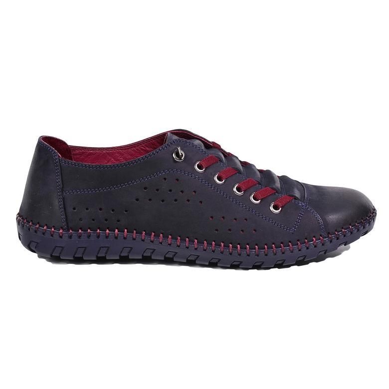 Haynes Erkek Deri Günlük Ayakkabı 2010043098013