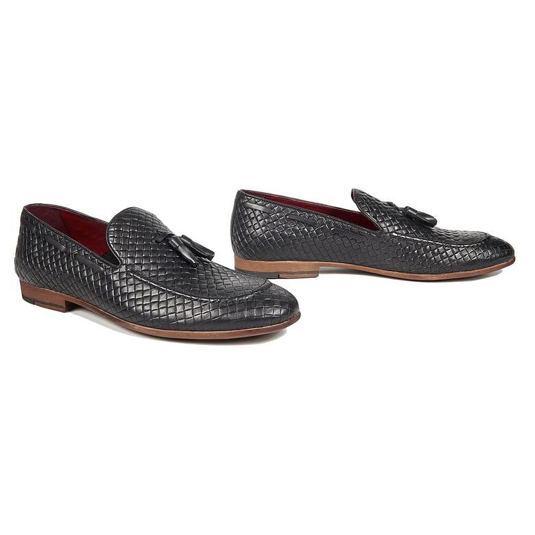 Ravi Erkek Deri Günlük Ayakkabı 2010043137002