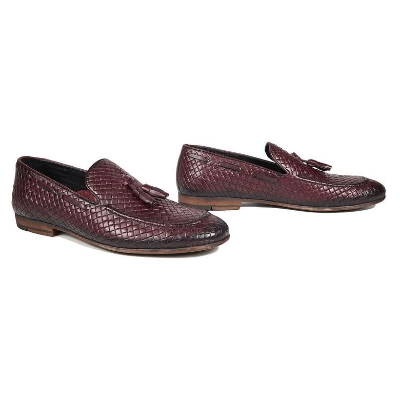 Ravi Erkek Deri Günlük Ayakkabı 2010043137011