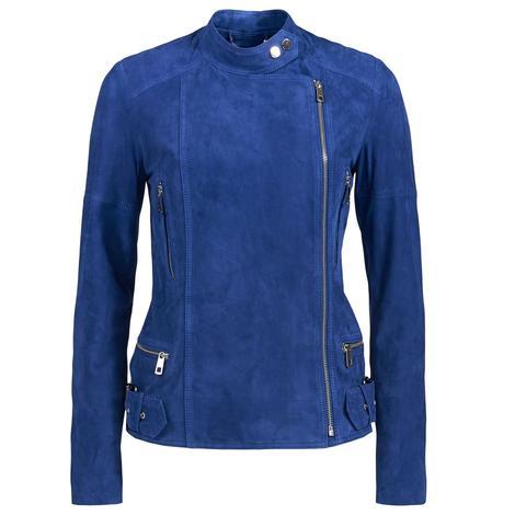 Ginebra Kadın Deri Biker Ceket 1010026511001