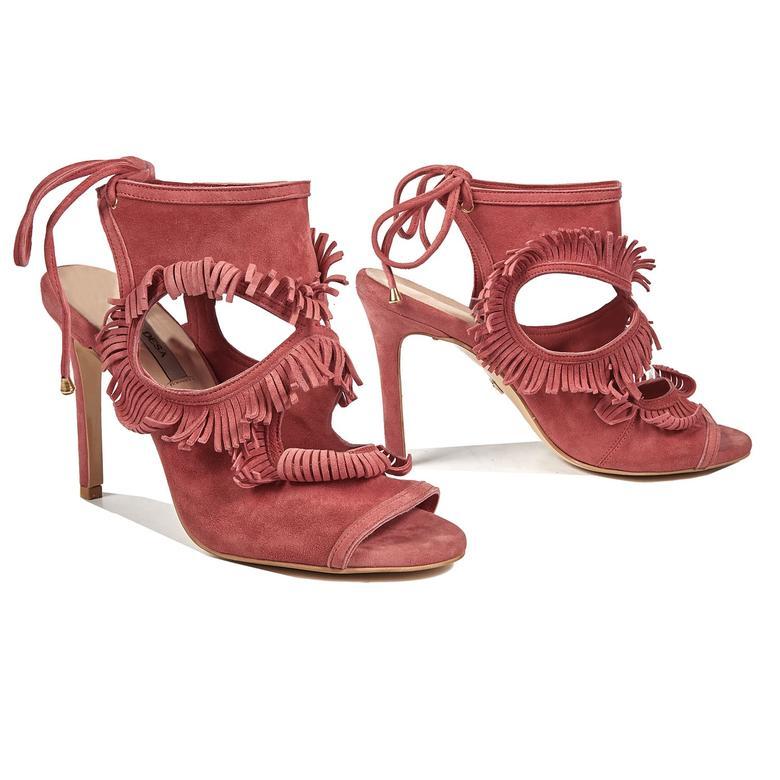 Betty Kadın Deri Topuklu Ayakkabı 2010041082004