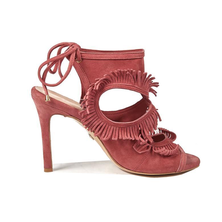 Betty Kadın Deri Abiye Ayakkabı