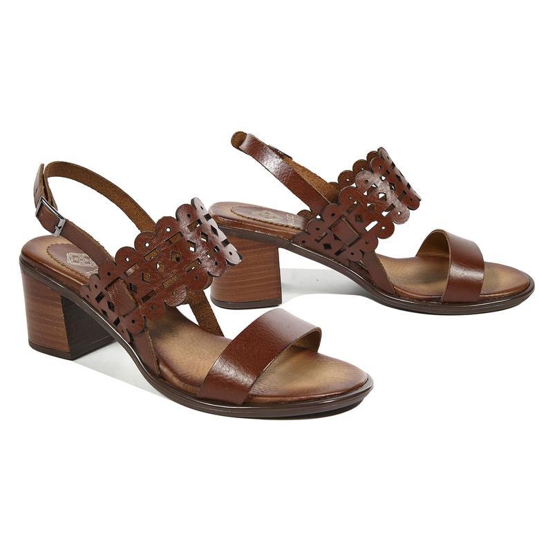 Farah Kadın Topuklu Sandalet 2010043111010