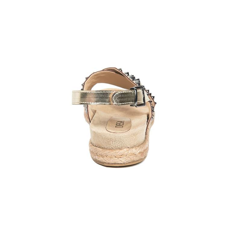Zımbalı Kadın Sandalet 2010041192005