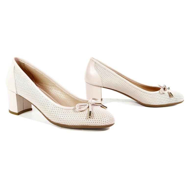 Yoko Kadın Klasik Topuklu Ayakkabı 2010043123008