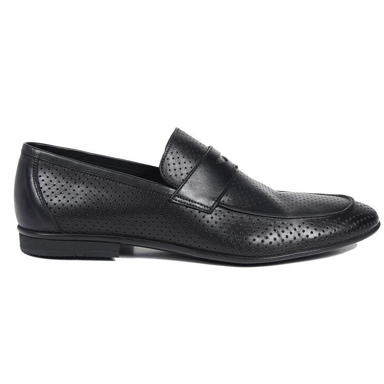 Leander Erkek Deri Günlük Ayakkabı 2010043136005