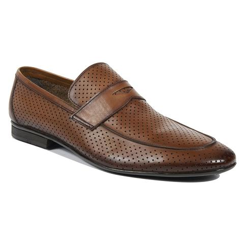 Leander Erkek Deri Günlük Ayakkabı 2010043136008