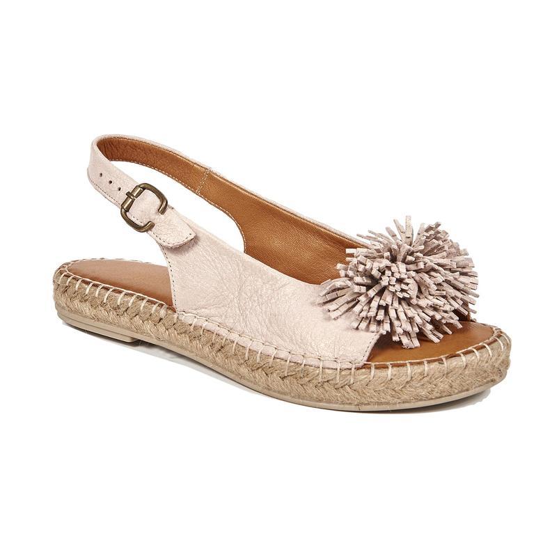 Phoenix Kadın Deri Sandalet 2010043205006