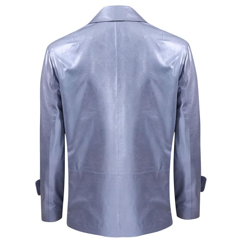 Mavi Digna Kadın Deri Ceket 1010026450012
