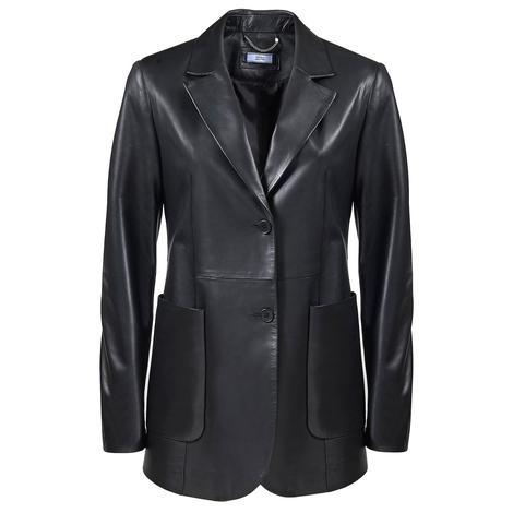 Kadın Blazer Deri Ceket 1010027020001