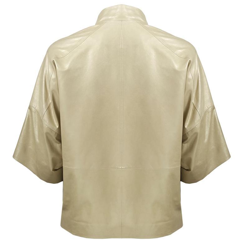 Frescura Kadın Deri Ceket