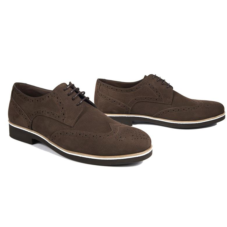 Morris Nubuk Erkek Deri Günlük Ayakkabı 2010040732001
