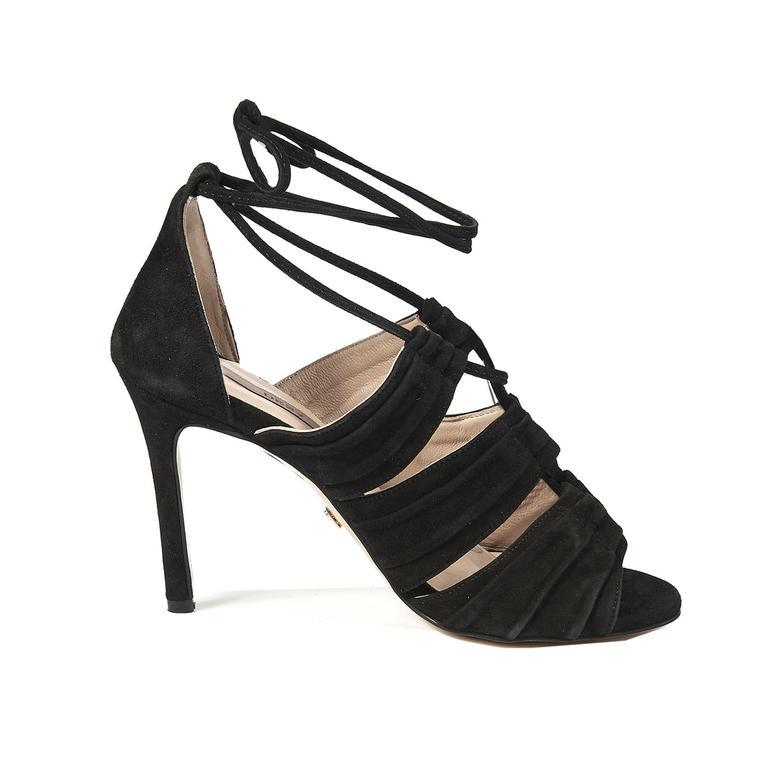 Mary Kadın Deri Topuklu Ayakkabı 2010041081004